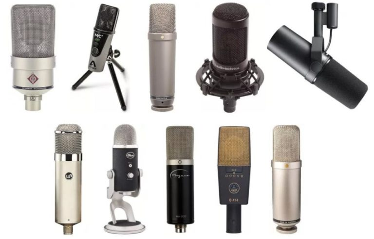 10-best-microphone-for-guitar-amplifier