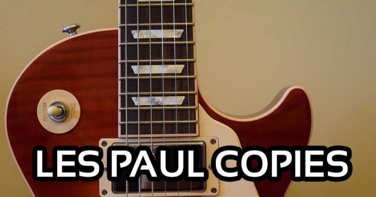 Best Les Paul Copy